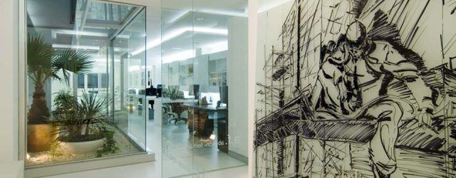 Estudio de arquitectura Abeijón-Fernández