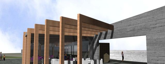 Cafetería para área deportiva – Torre de Hércules