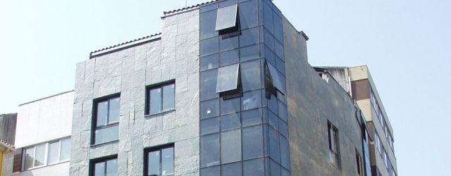 Reforma de edificio de viviendas en la calle Corralón