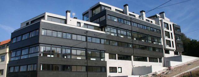 Edificio de 82 viviendas en Costa de Ouces, Sada