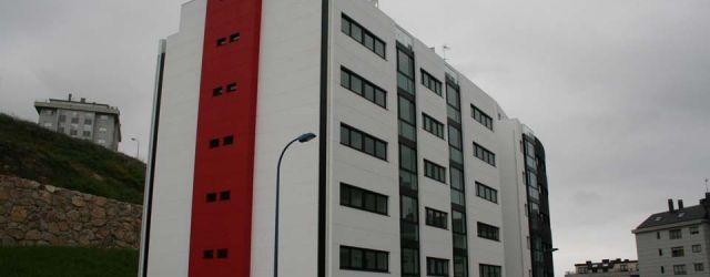 Edificio de 41 viviendas VPA en Cordeda