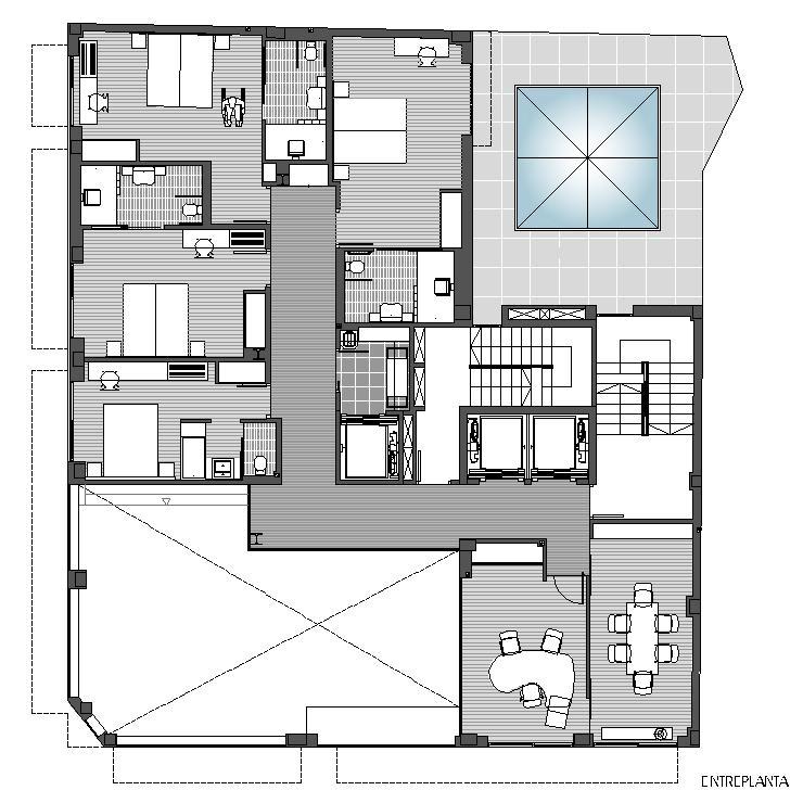 Entreplanta - Hotel-Av.Finisterre