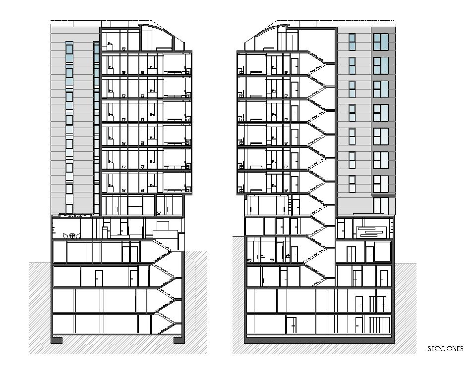Secciones - Hotel-Av.Finisterre