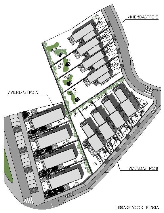 Planta urbanización - Perbes