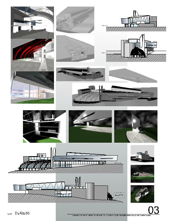 Panel 3 - Centro Cívico Ágora