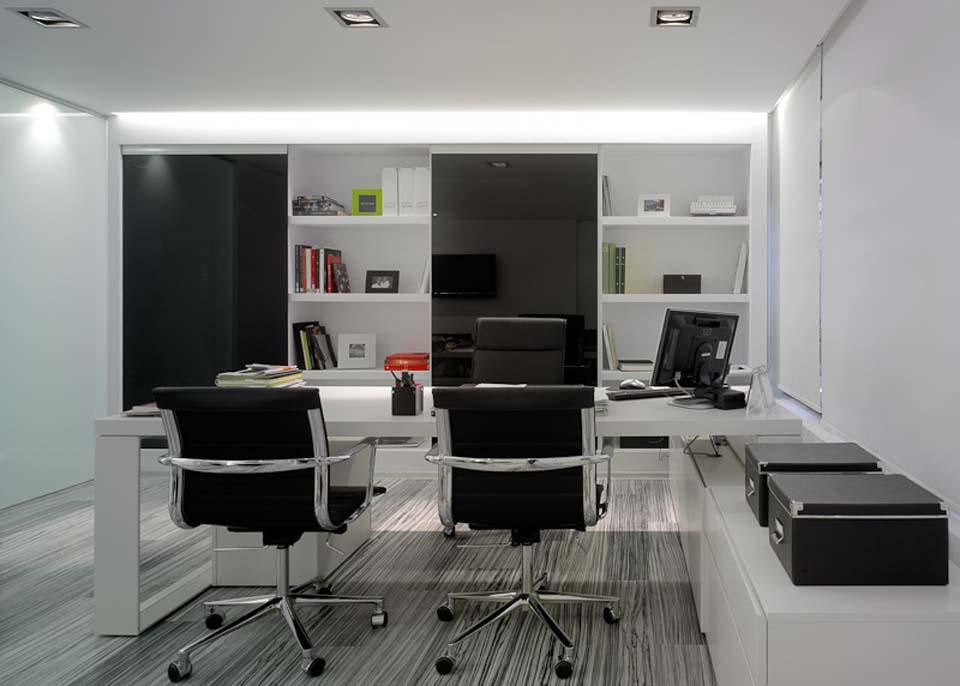 Santos Díez - Oficinas Maxan
