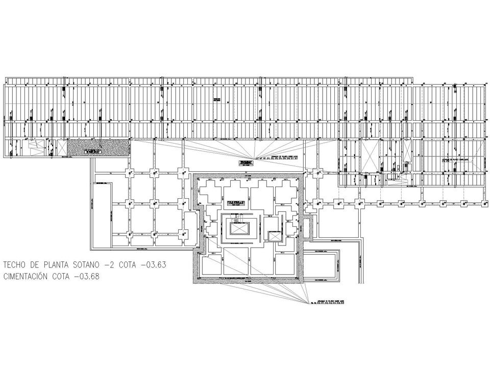 Rehabilitación y ampliación de edificio para residencia geriátrica en Siero