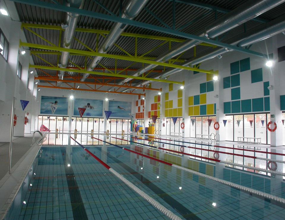 Centro acuático y deportivo en Ciudad Real