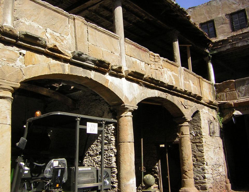 Palacio de Merás