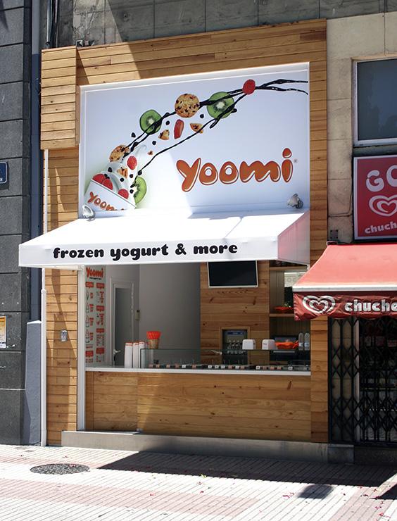Heladería Yoomi